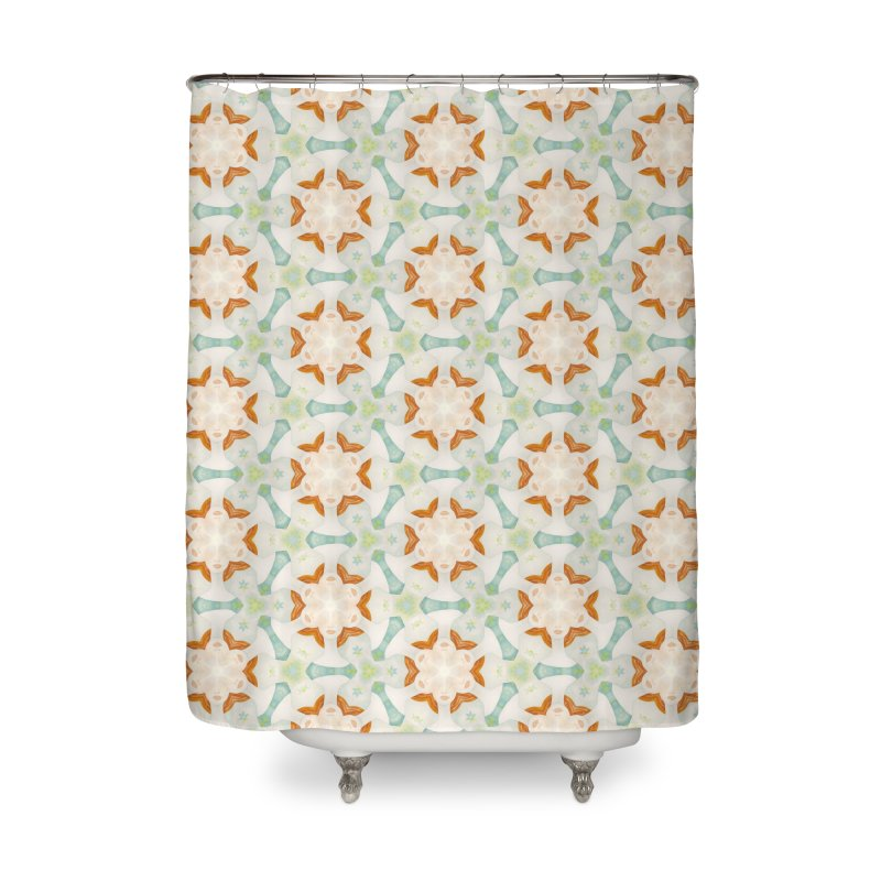Holle Grail Home Shower Curtain by Amy Gail & Holle Grail