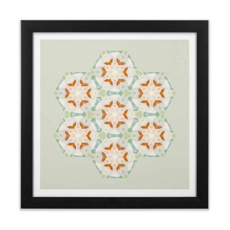 Holle Grail Home Framed Fine Art Print by Designed by Amy Gail