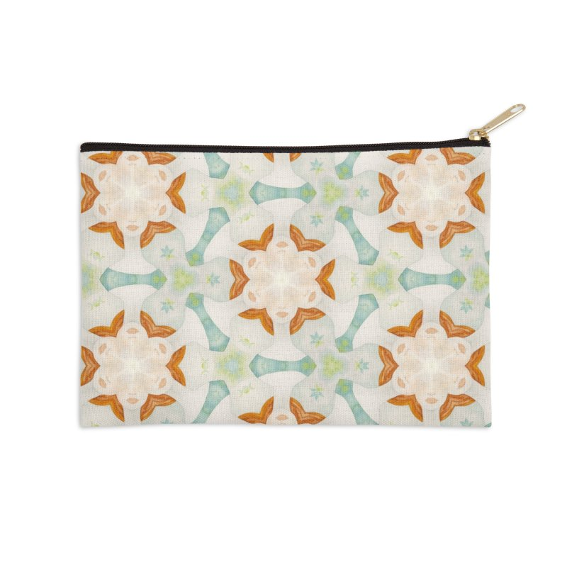 Holle Grail Accessories Zip Pouch by Amy Gail | Holle Grail