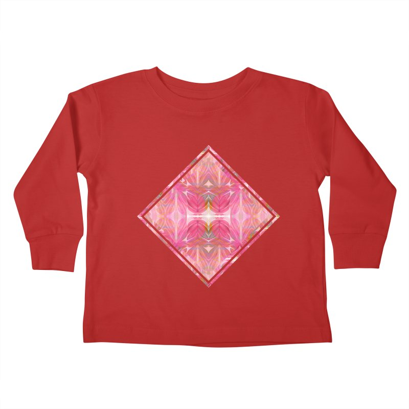 Ariadne Kids Toddler Longsleeve T-Shirt by Amy Gail & Holle Grail