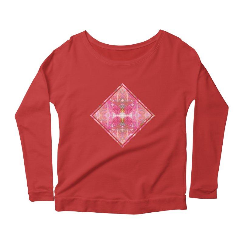 Ariadne Women's Scoop Neck Longsleeve T-Shirt by Amy Gail | Holle Grail