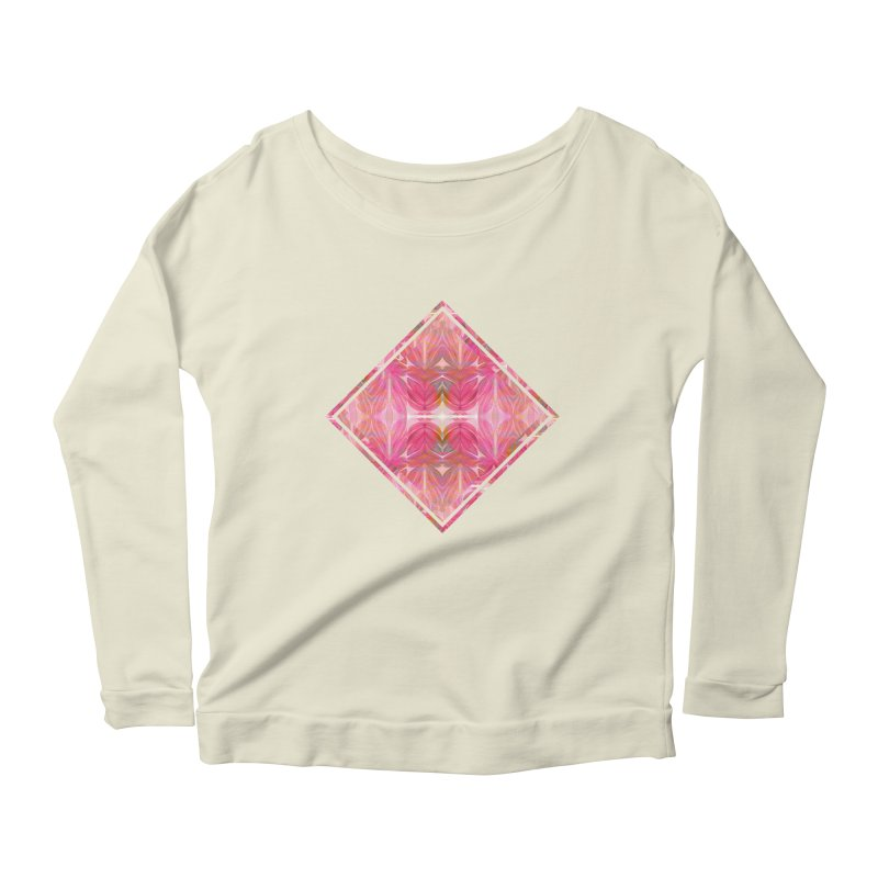 Ariadne by Amy Gail Women's Scoop Neck Longsleeve T-Shirt by Designed by Amy Gail