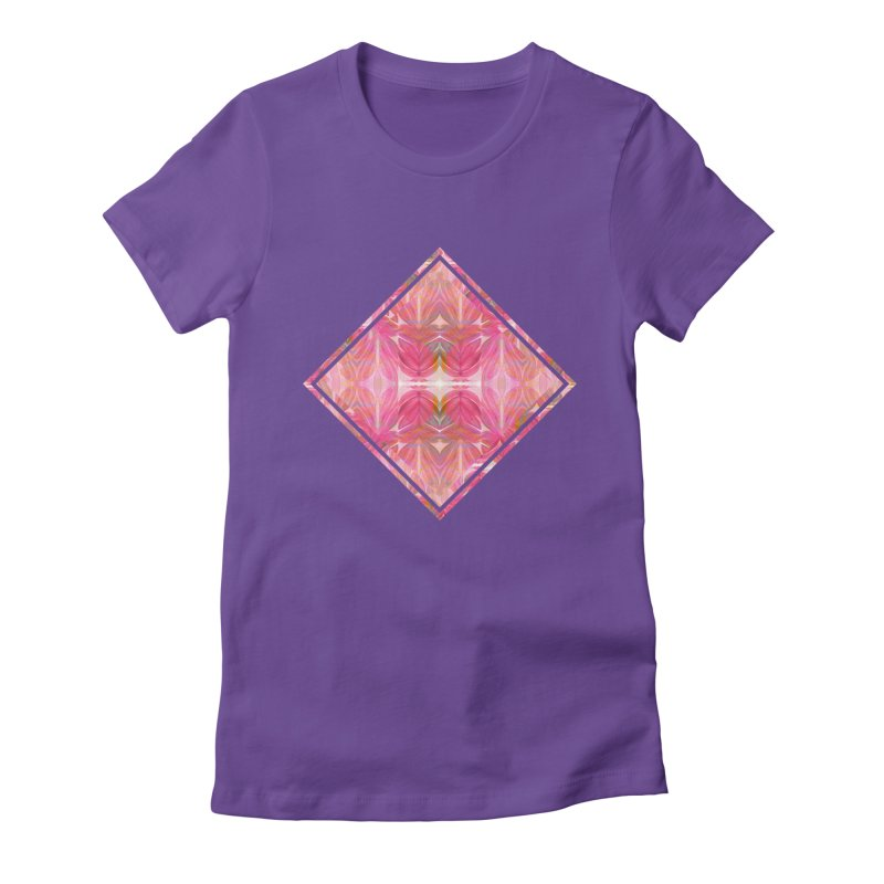 Ariadne Women's Fitted T-Shirt by Amy Gail | Holle Grail