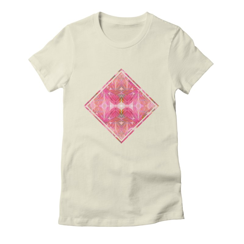 Ariadne Women's Fitted T-Shirt by Amy Gail & Holle Grail