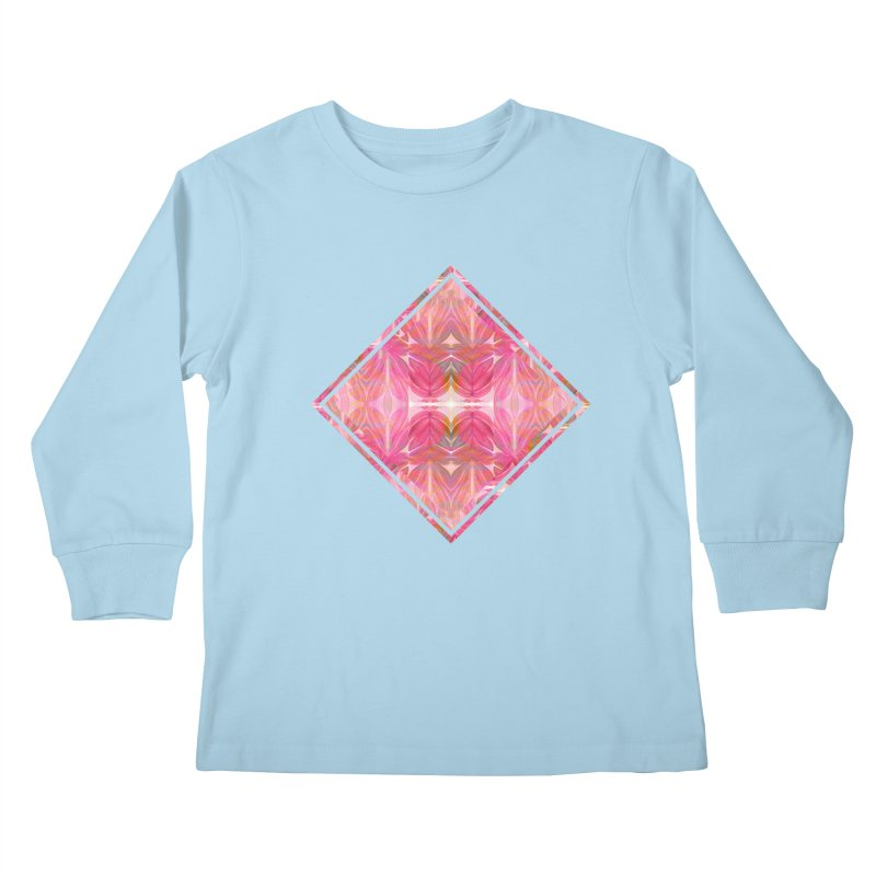 Ariadne by Amy Gail Kids Longsleeve T-Shirt by Designed by Amy Gail