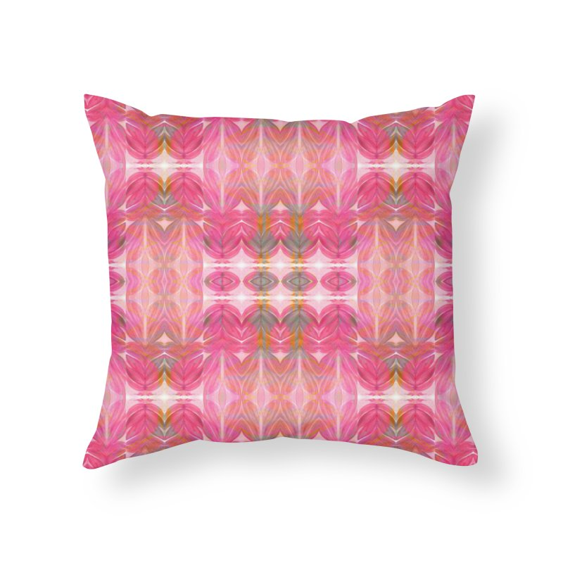 Ariadne Home Throw Pillow by Amy Gail & Holle Grail