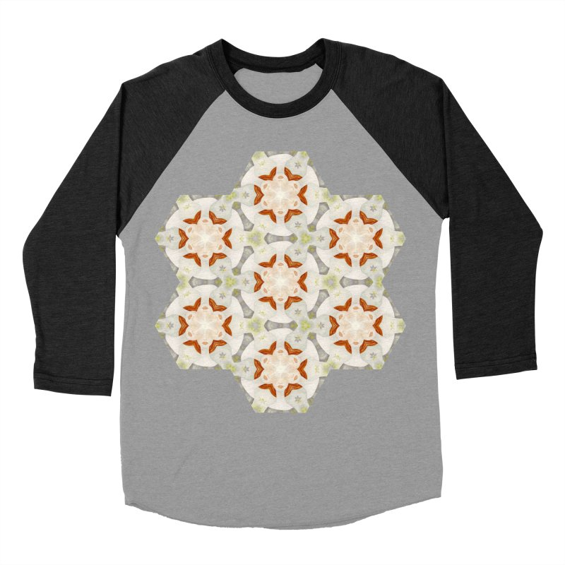 Holle Grail in Shades of Grey Women's Baseball Triblend T-Shirt by Amy Gail & Holle Grail