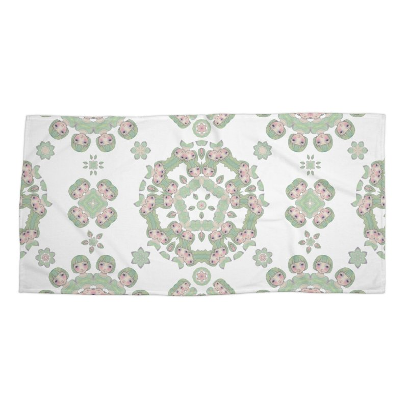 Nisa Accessories Beach Towel by Amy Gail | Holle Grail