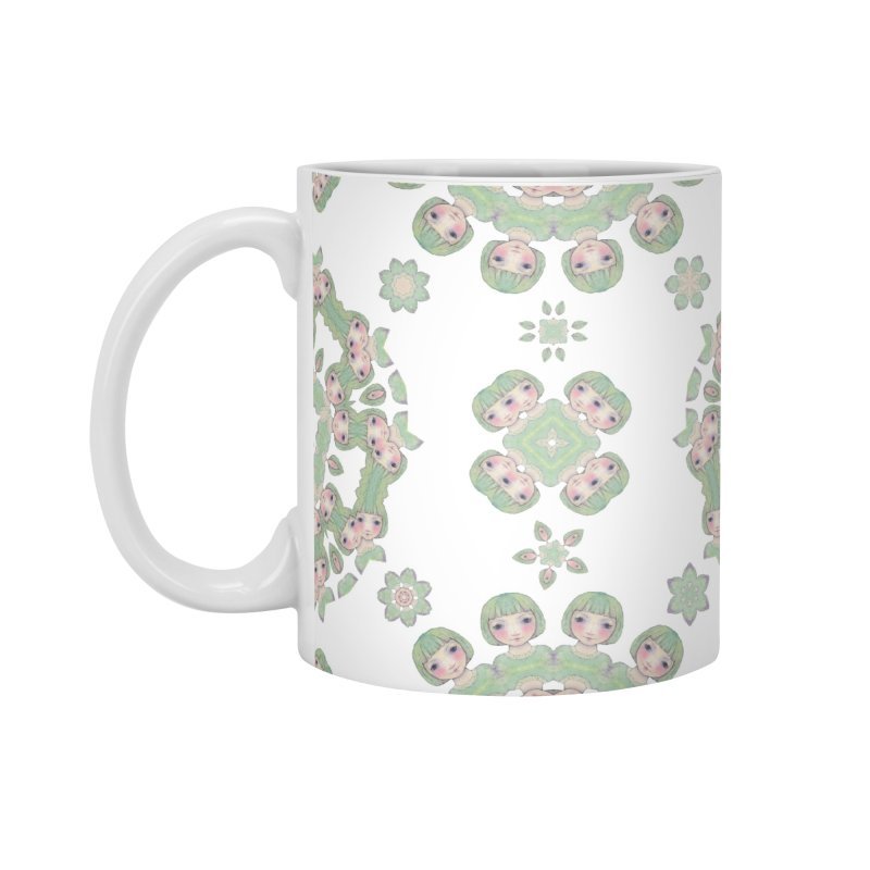Nisa Accessories Mug by Amy Gail | Holle Grail