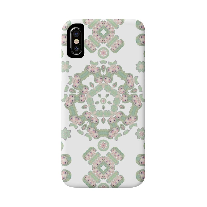 Nisa Accessories Phone Case by Designed by Amy Gail