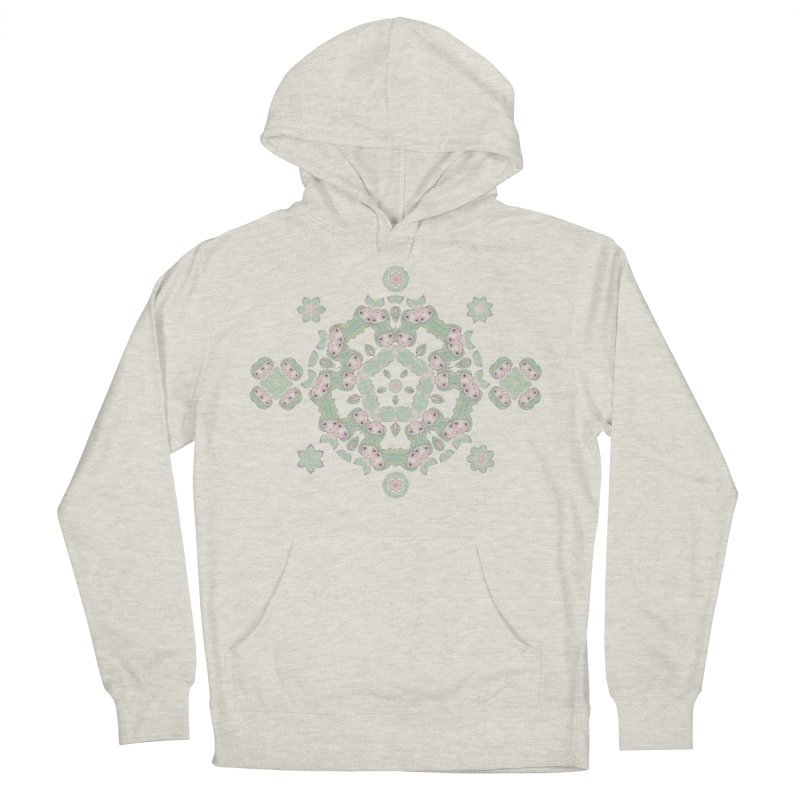 Nisa Women's French Terry Pullover Hoody by Amy Gail | Holle Grail
