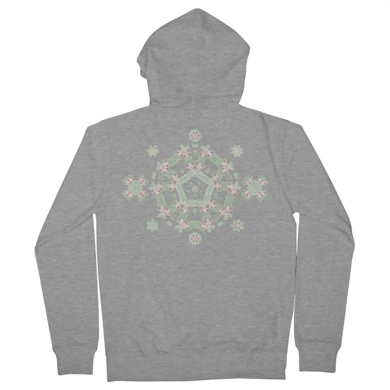 Nisa Women's French Terry Zip-Up Hoody by Amy Gail | Holle Grail