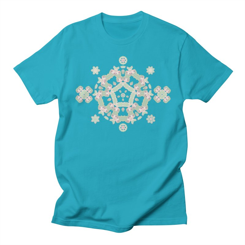 Nisa Men's Regular T-Shirt by Amy Gail | Holle Grail