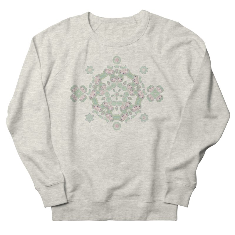 Nisa Men's French Terry Sweatshirt by Amy Gail | Holle Grail