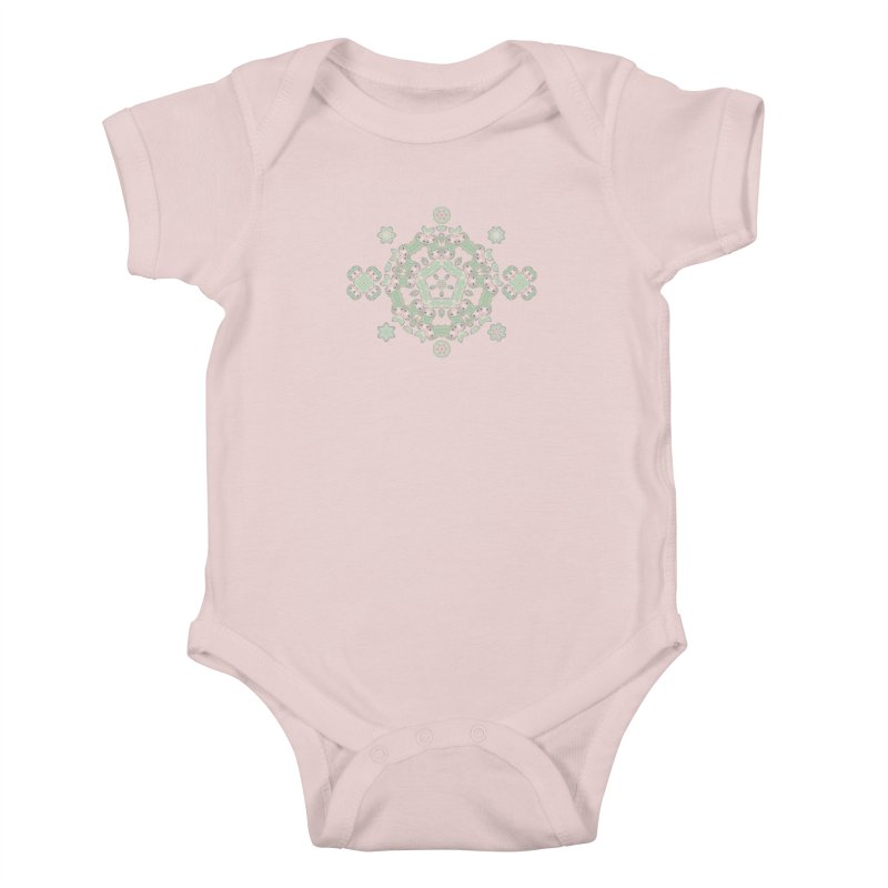 Nisa Kids Baby Bodysuit by Designed by Amy Gail