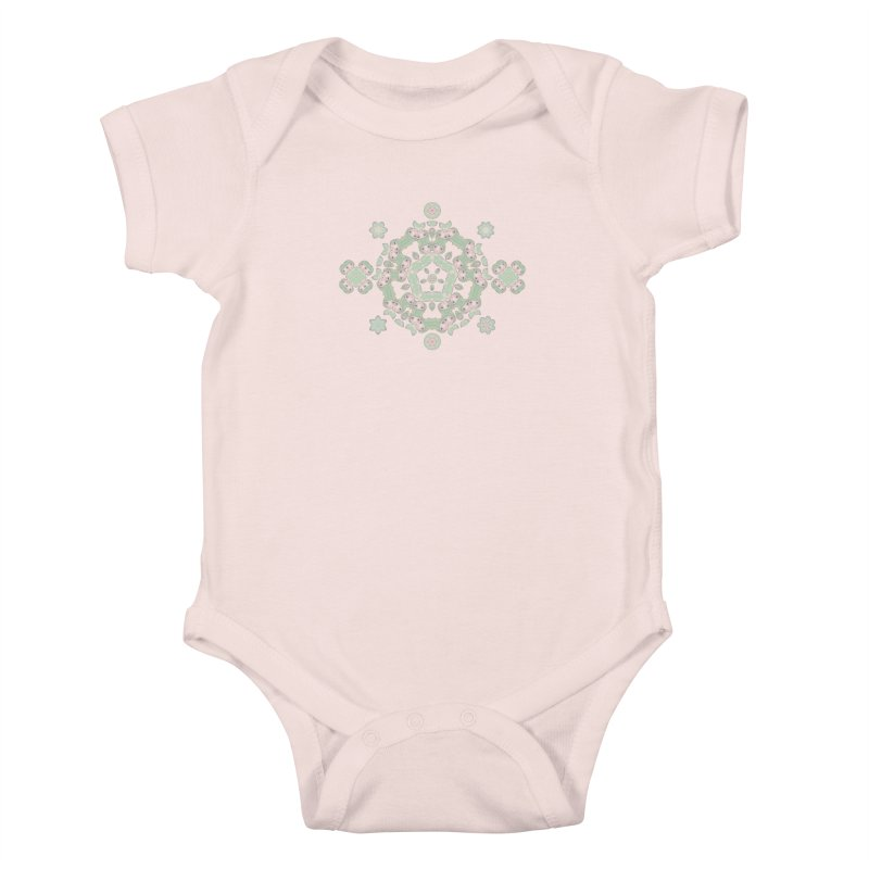 Nisa Kids Baby Bodysuit by Amy Gail | Holle Grail