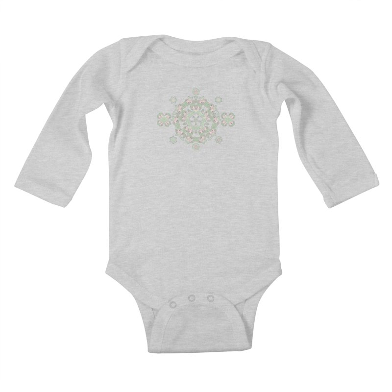 Nisa Kids Baby Longsleeve Bodysuit by Amy Gail | Holle Grail