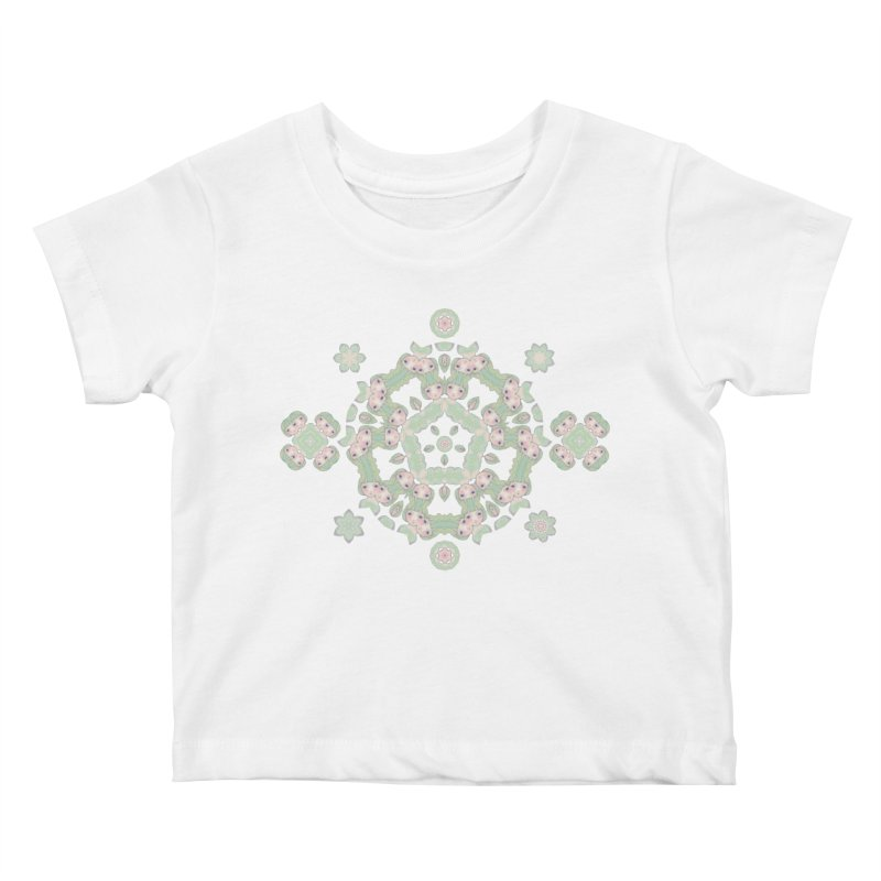 Nisa Kids Baby T-Shirt by Designed by Amy Gail