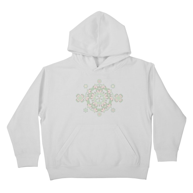 Nisa Kids Pullover Hoody by Designed by Amy Gail