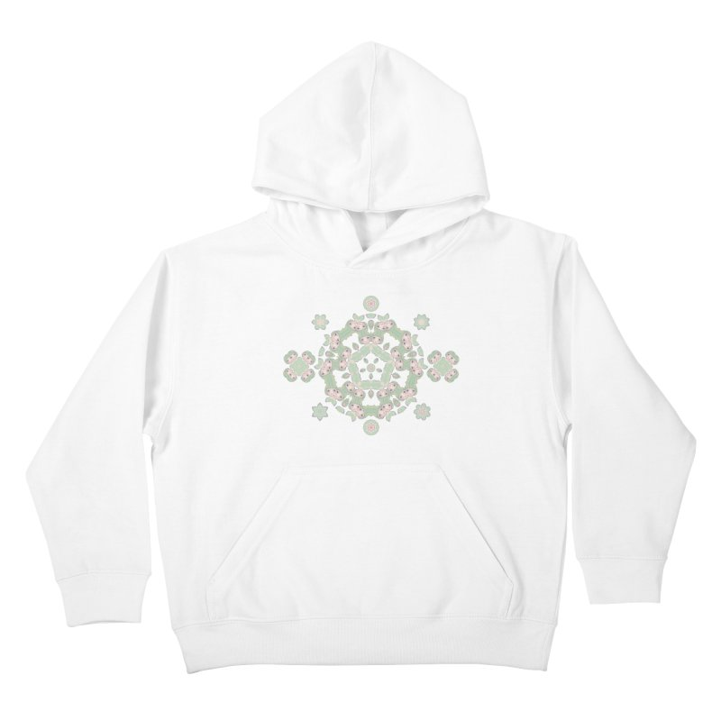 Nisa Kids Pullover Hoody by Amy Gail | Holle Grail