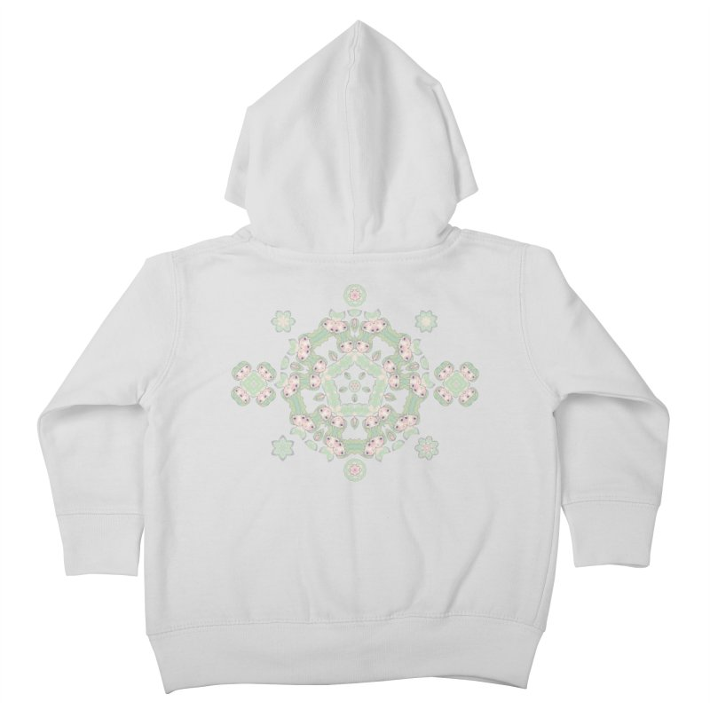 Nisa Kids Toddler Zip-Up Hoody by Designed by Amy Gail