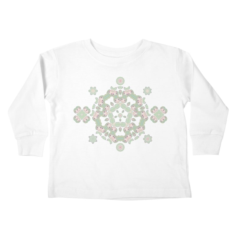 Nisa Kids Toddler Longsleeve T-Shirt by Amy Gail | Holle Grail