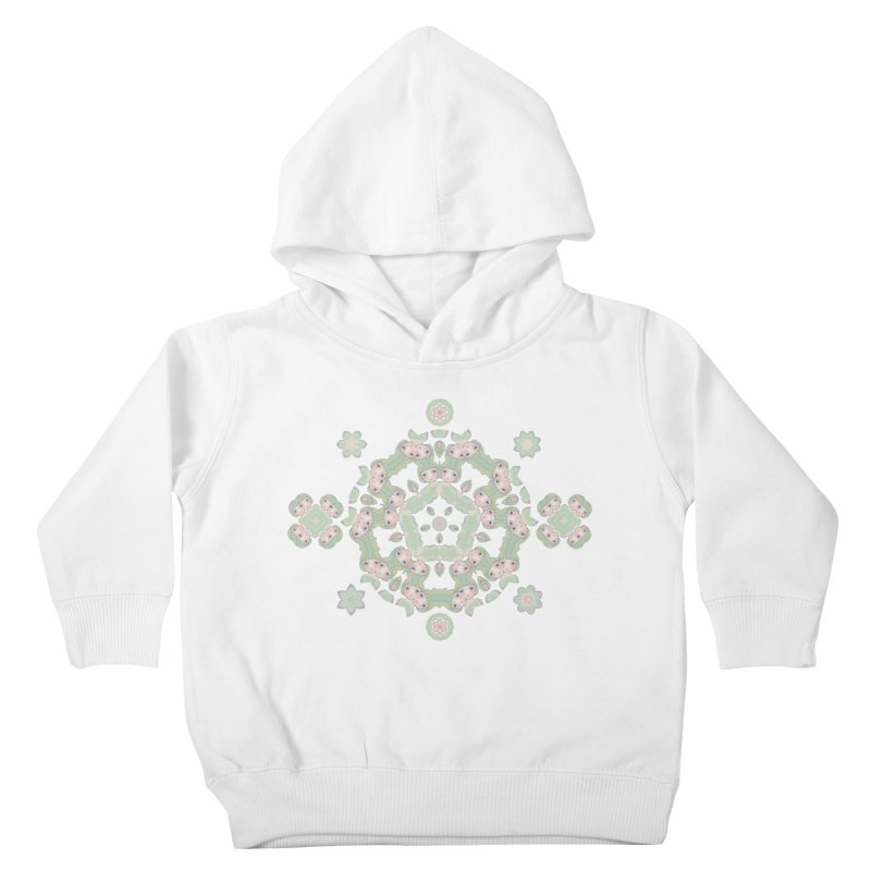 Nisa Kids Toddler Pullover Hoody by Designed by Amy Gail