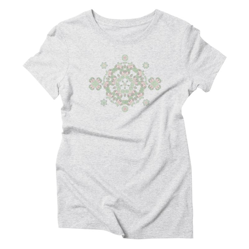 Nisa Women's Triblend T-Shirt by Amy Gail | Holle Grail