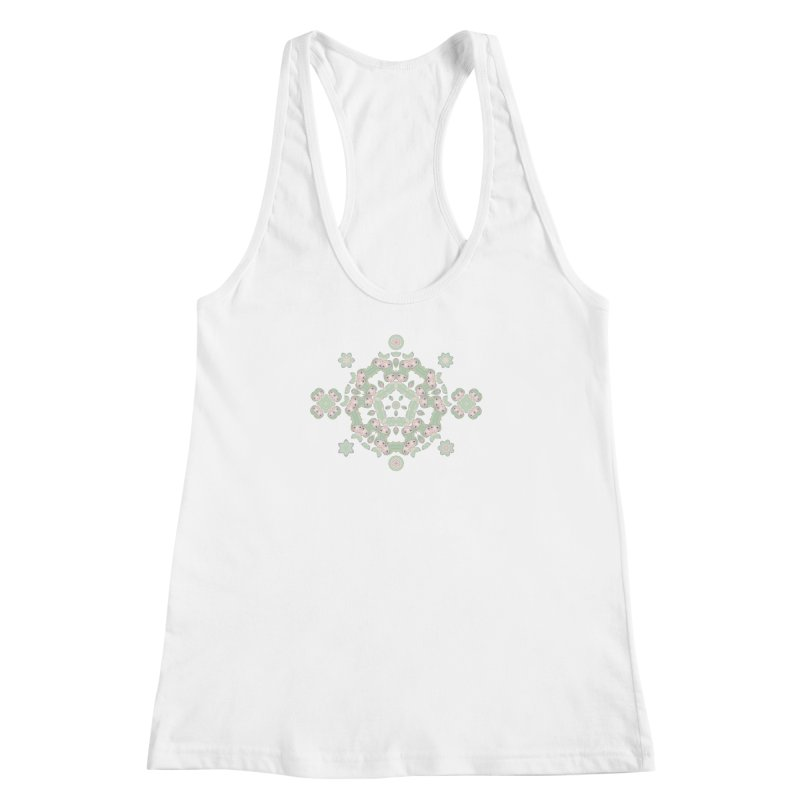 Nisa Women's Racerback Tank by Designed by Amy Gail