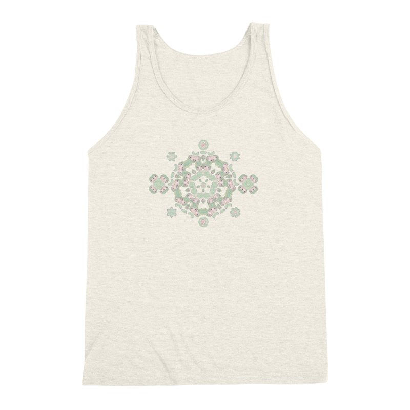 Nisa Men's Triblend Tank by Amy Gail | Holle Grail