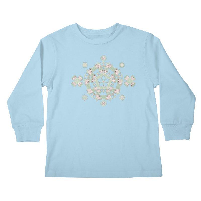 Nisa Kids Longsleeve T-Shirt by Amy Gail | Holle Grail