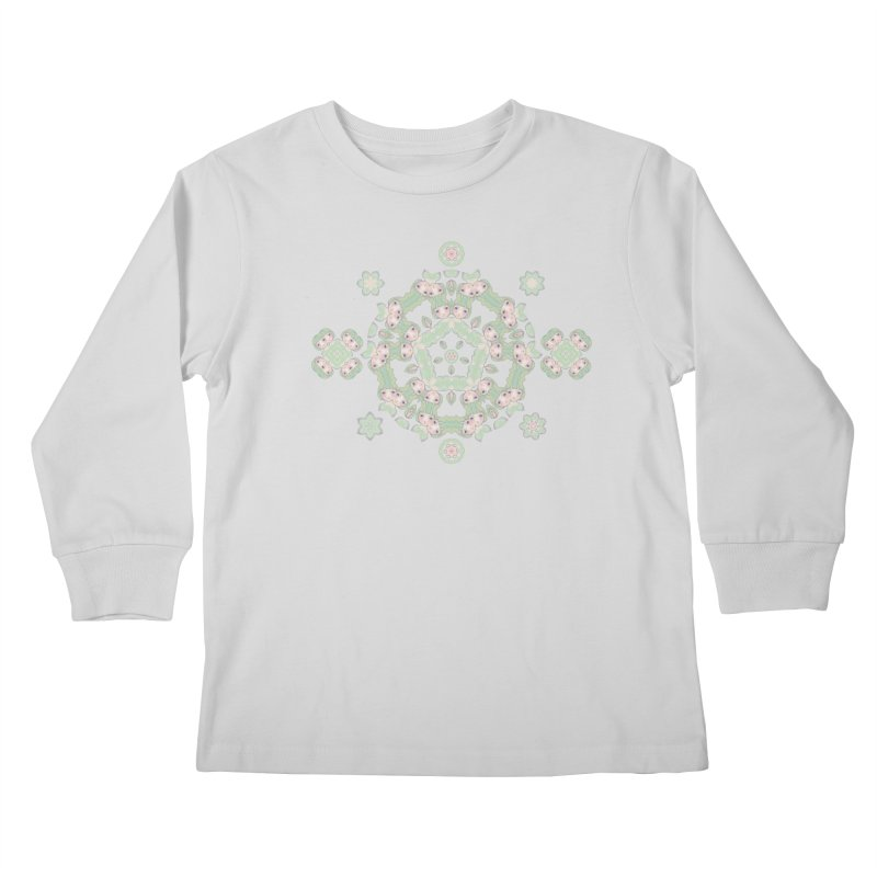 Nisa Kids Longsleeve T-Shirt by Amy Gail | Holle Grail