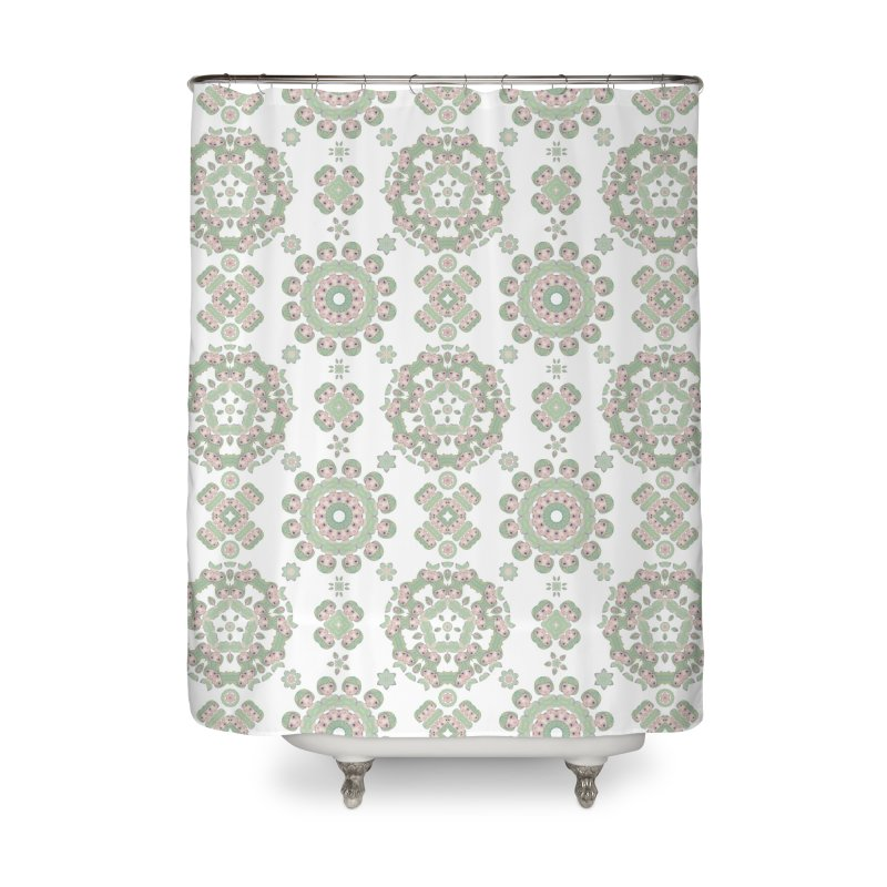 Nisa Home Shower Curtain by Amy Gail | Holle Grail