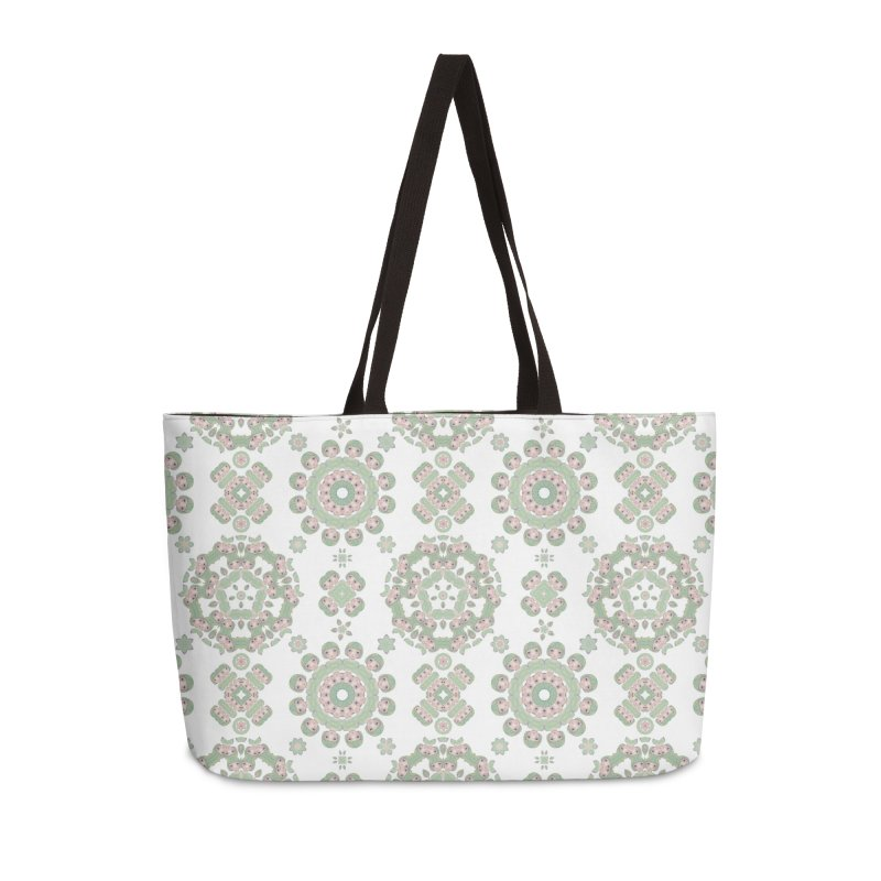 Nisa Accessories Weekender Bag Bag by Designed by Amy Gail