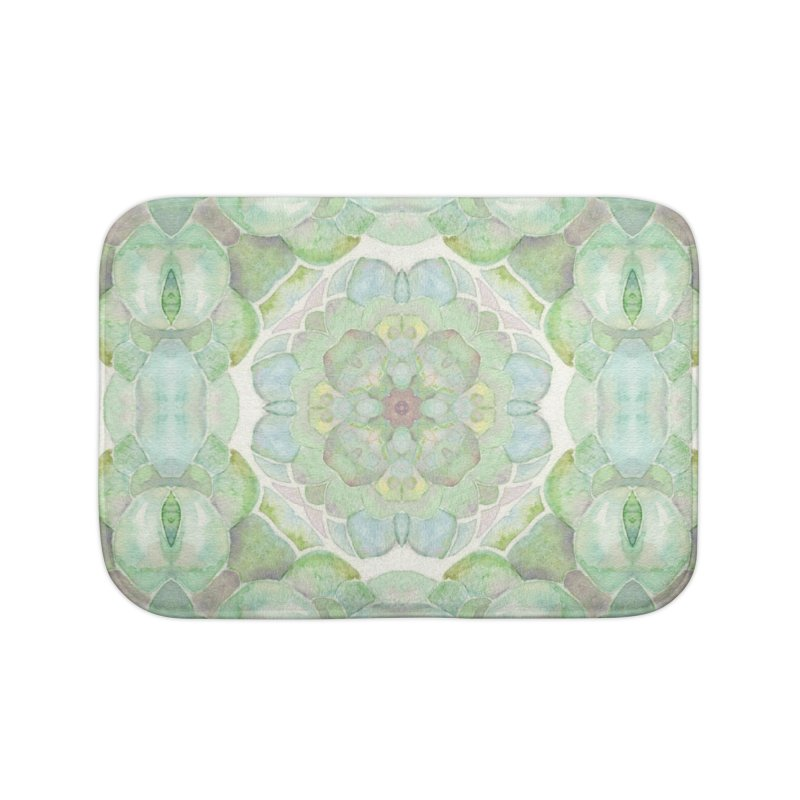Sprita in Bath Mat by Amy Gail | Holle Grail