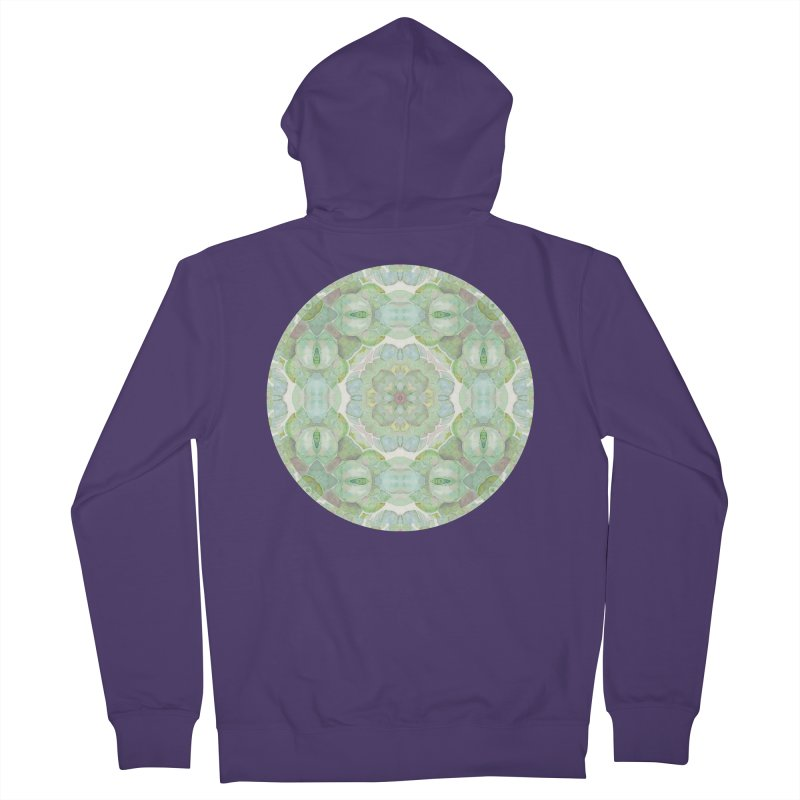 Sprita Women's French Terry Zip-Up Hoody by Amy Gail | Holle Grail