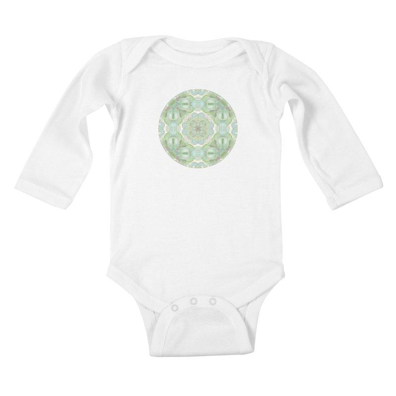 Sprita Kids Baby Longsleeve Bodysuit by Amy Gail | Holle Grail