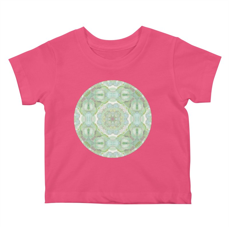 Sprita by Amy Gail Kids Baby T-Shirt by Designed by Amy Gail