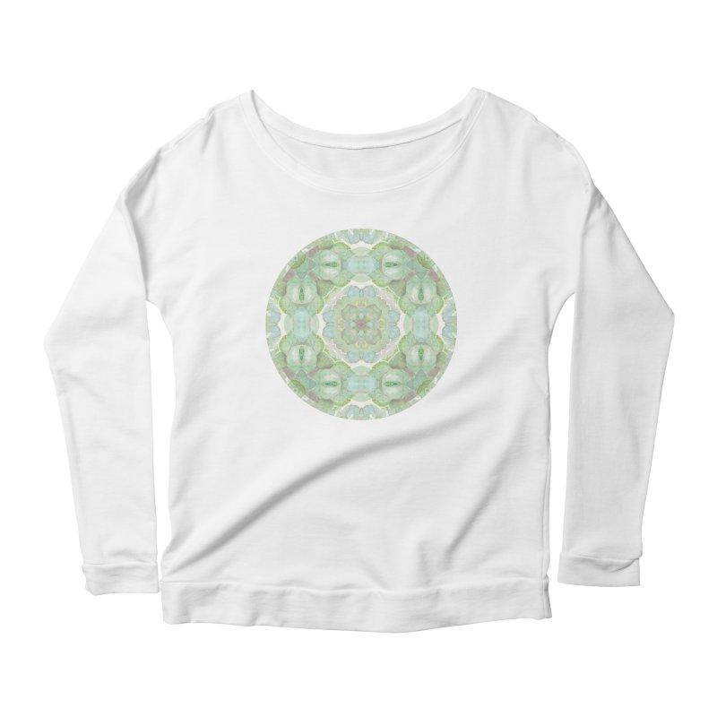 Sprita Women's Scoop Neck Longsleeve T-Shirt by Amy Gail | Holle Grail