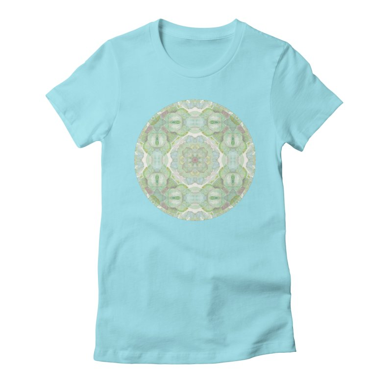 Sprita Women's Fitted T-Shirt by Amy Gail   Holle Grail
