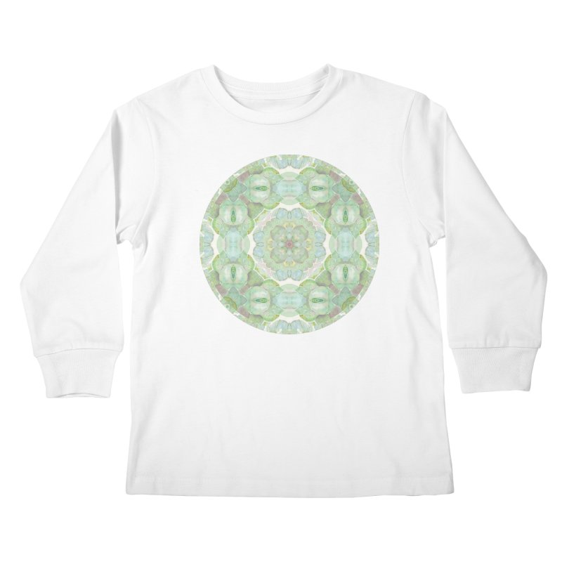 Sprita by Amy Gail Kids Longsleeve T-Shirt by Designed by Amy Gail