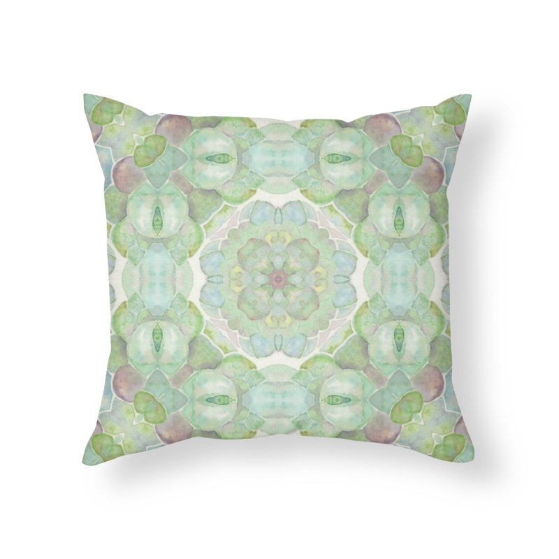 Sprita Home Throw Pillow by Amy Gail | Holle Grail