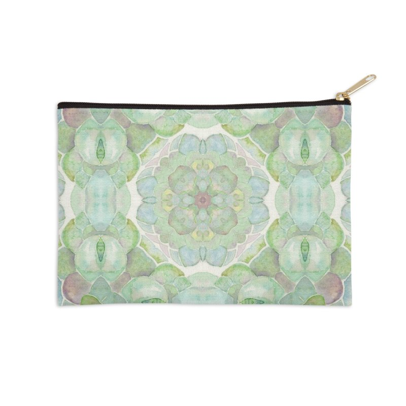 Sprita Accessories Zip Pouch by Amy Gail | Holle Grail