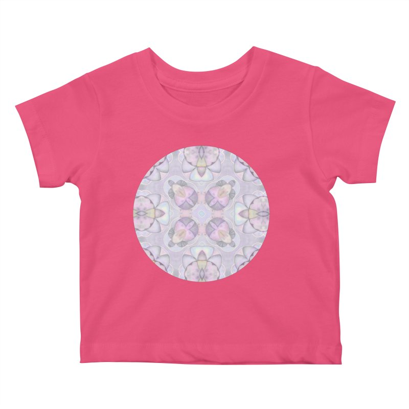Addison by Amy Gail Kids Baby T-Shirt by Designed by Amy Gail
