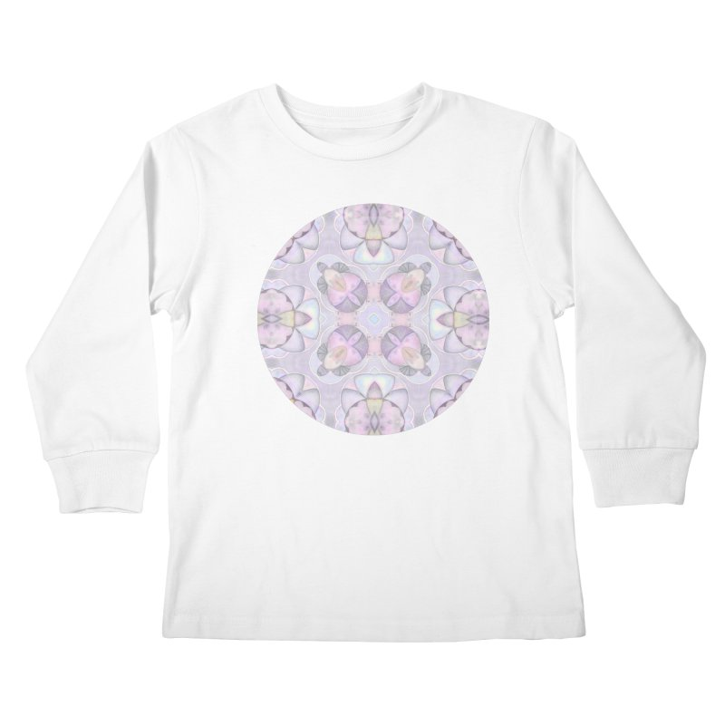 Addison by Amy Gail Kids Longsleeve T-Shirt by Designed by Amy Gail