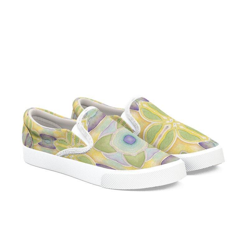 Maeby by Amy Gail Women's Slip-On Shoes by Designed by Amy Gail