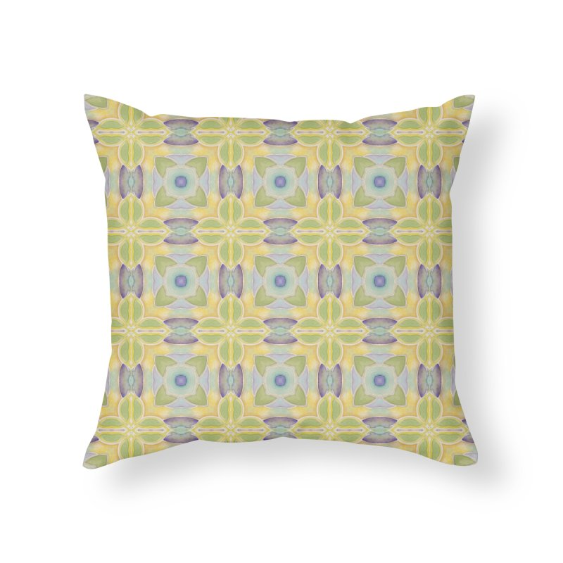 Maeby Home Throw Pillow by Amy Gail | Holle Grail