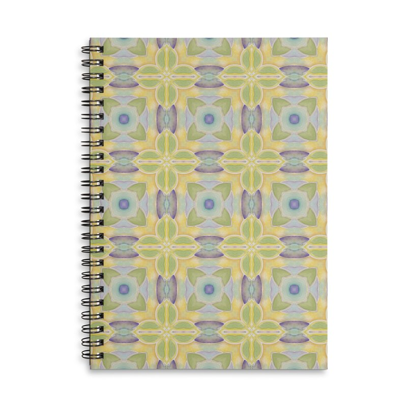 Maeby by Amy Gail Accessories Lined Spiral Notebook by Designed by Amy Gail