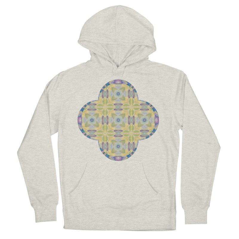 Maeby Men's French Terry Pullover Hoody by Amy Gail | Holle Grail