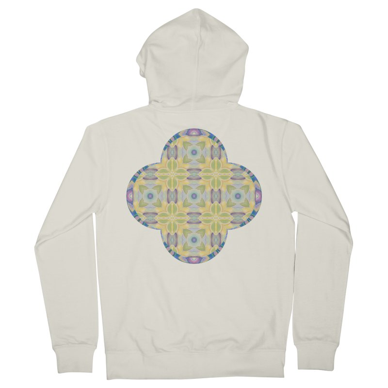Maeby Men's French Terry Zip-Up Hoody by Amy Gail   Holle Grail